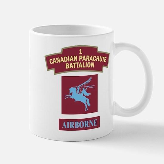 1st Can Para Batt Mug