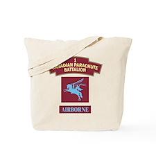 1st Can Para Batt Tote Bag