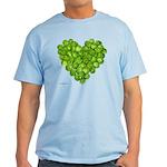 Brussel Sprouts Heart Light T-Shirt