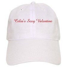 Celia's Sexy Valentine Baseball Cap
