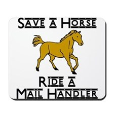 Mail Handler Mousepad