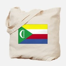Comoros Tote Bag