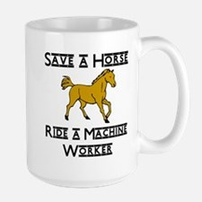 Machine Worker Mug