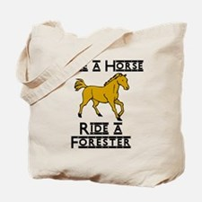 Forester Tote Bag