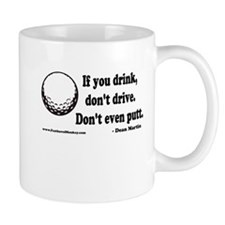 Don't Drink and Drive Small Mugs