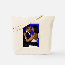 Obamas at the Inaugural Ball Tote Bag