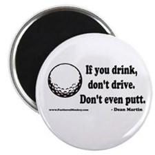 Don't Drink and Drive Magnet