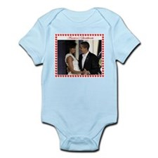 Obamas at the Inaugural Ball Infant Bodysuit