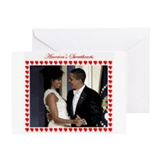 amrcaswethrt2 Greeting Cards