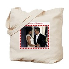 Unique Obama inaugural ball Tote Bag