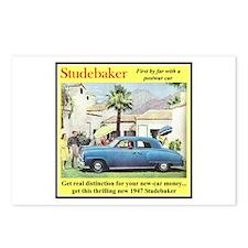 """1947 Studebaker Ad"" Postcards (Package of 8)"