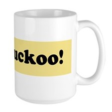 cuckoo-yellow Mugs