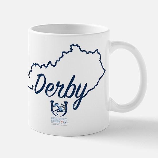Kentucky Derby Shirt Mugs