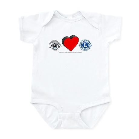 I Love Lions Infant Bodysuit