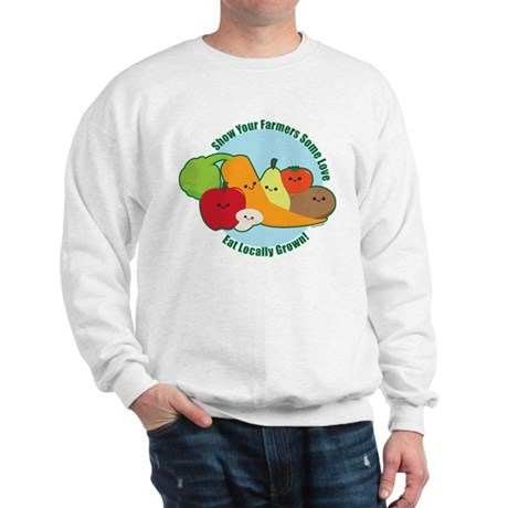 Go Local! Sweatshirt