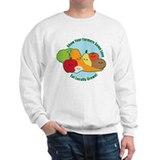 Go Local! Sweatshirt