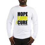 HopeLoveCure Sarcoma Long Sleeve T-Shirt
