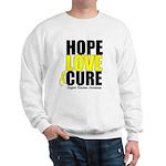 HopeLoveCure Sarcoma Sweatshirt