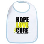 HopeLoveCure Sarcoma Bib