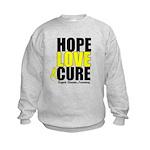 HopeLoveCure Sarcoma Kids Sweatshirt