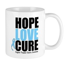 HopeLoveCure ProstateCancer Mug