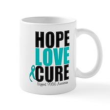 HopeLoveCure PCOS Mug