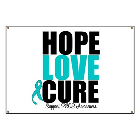 HopeLoveCure PCOS Banner