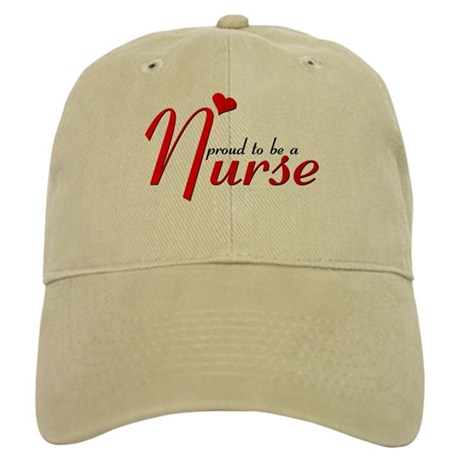 Prowd To Be A Nurse -- Cap