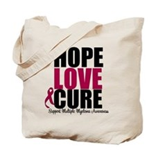 MultipleMyeloma Hope Tote Bag