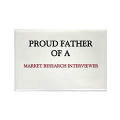 Proud Father Of A MARKET RESEARCH INTERVIEWER Rect
