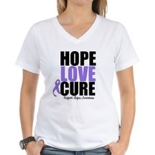 HopeLoveCure Lupus Shirt