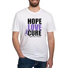 HopeLoveCure Lupus Shirt