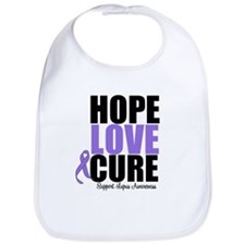 HopeLoveCure Lupus Bib