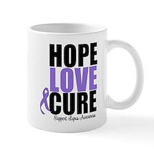 HopeLoveCure Lupus Mug