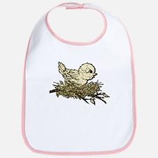 New Baby Bird Nesting Bib