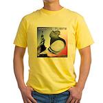 Liberty Flight Pigeon Yellow T-Shirt