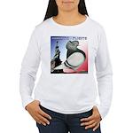 Liberty Flight Pigeon Women's Long Sleeve T-Shirt