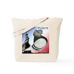Liberty Flight Pigeon Tote Bag