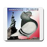 Liberty Flight Pigeon Mousepad