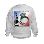 Liberty Flight Pigeon Kids Sweatshirt
