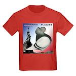 Liberty Flight Pigeon Kids Dark T-Shirt
