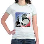 Liberty Flight Pigeon Jr. Ringer T-Shirt