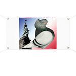 Liberty Flight Pigeon Banner