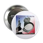 "Liberty Flight Pigeon 2.25"" Button (10 pack)"