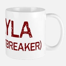 Shayla the heartbreaker Mug
