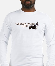 cardigan_welsh_corgi Long Sleeve T-Shirt