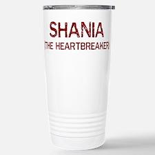 Shania the heartbreaker Stainless Steel Travel Mug
