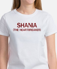 Shania the heartbreaker Women's T-Shirt