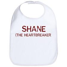 Shane the heartbreaker Bib