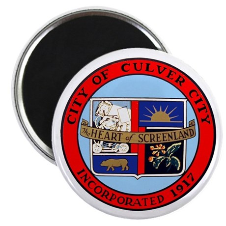 Culver City California Magnet